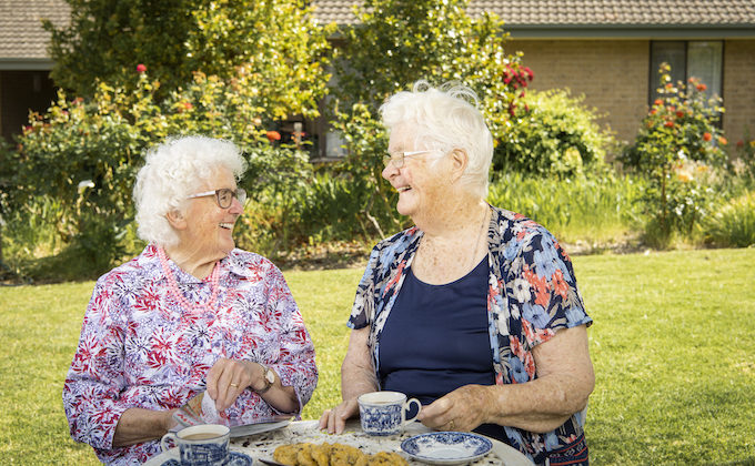 Woodside Retirement Village lifestyle